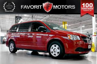 Used 2012 Dodge Grand Caravan SE | STOW 'N GO | 7-PASSENGER | CRUISE CONTROL for sale in North York, ON