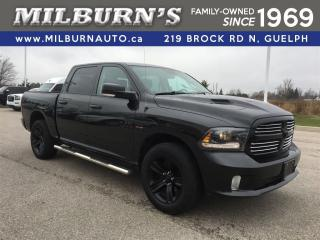 Used 2015 Dodge Ram 1500 Sport 4x4 for sale in Guelph, ON