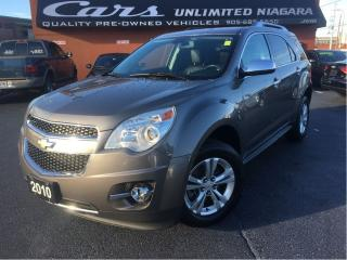 Used 2010 Chevrolet Equinox LTZ for sale in St Catharines, ON