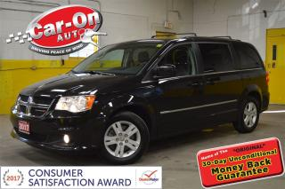 Used 2017 Dodge Grand Caravan CREW TRI-ZONE CLIMATE, ALLOYS for sale in Ottawa, ON