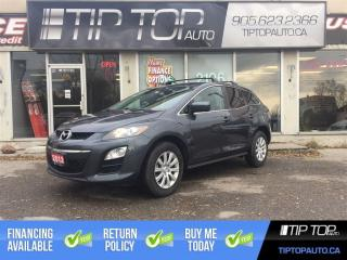 Used 2012 Mazda CX-7 GX ** Full Leather Interior, Bluetooth, Sunroof ** for sale in Bowmanville, ON