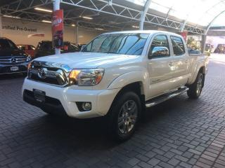 Used 2015 Toyota Tacoma V6 limited for sale in Vancouver, BC