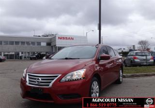 Used 2015 Nissan Sentra 1.8 SV |Camera|Heated Seats|Alloys| for sale in Scarborough, ON