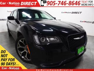 Used 2016 Chrysler 300 S| NAVI| PANO ROOF| LEATHER| for sale in Burlington, ON