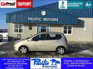 Used 2009 Pontiac G3 Wave Base for sale in Headingley, MB
