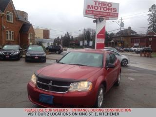 Used 2008 Dodge Avenger SXT | POWER SEAT | WHITE FACE GAUGES for sale in Kitchener, ON