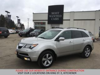 Used 2012 Acura MDX SH - AWD | DVD | NAVIGATION | BLIND SPOT for sale in Kitchener, ON