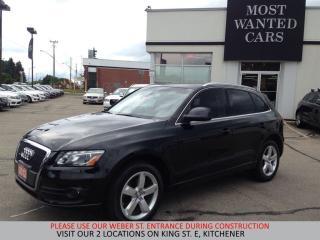 Used 2012 Audi Q5 QUATTRO | BLIND SPOT | SENSORS | for sale in Kitchener, ON