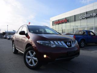 Used 2010 Nissan Murano S | AWD | HTD SEATS | FOG LIGHTS | for sale in St Catharines, ON