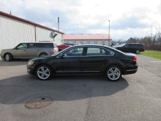 Used 2015 Volkswagen Passat Highline TDI FWD for sale in Cayuga, ON