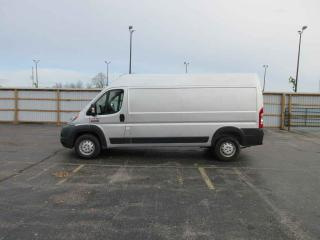 Used 2016 RAM PROMASTER 3500 EXT HIGH ROOF FWD for sale in Cayuga, ON
