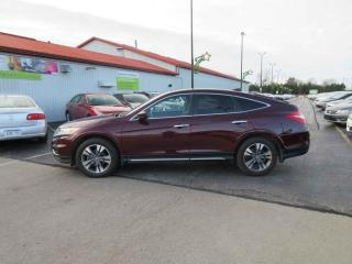Used 2013 Honda CROSSTOUR EXL 4WD for sale in Cayuga, ON
