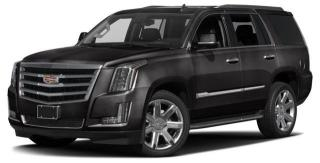 New 2018 Cadillac Escalade LUXURY for sale in Bolton, ON