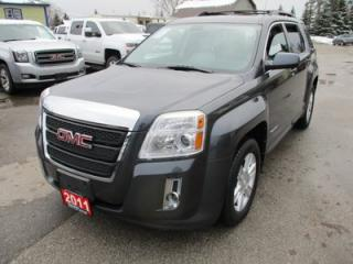 Used 2011 GMC Terrain LOADED SLT-1 MODEL 5 PASSENGER 2.4L - ECO-TEC.. AWD.. LEATHER.. HEATED SEATS.. PIONEER AUDIO.. POWER SUNROOF.. BACK-UP CAMERA.. for sale in Bradford, ON