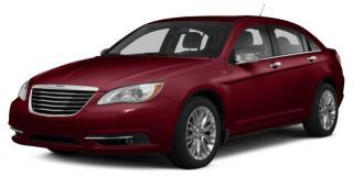 Used 2014 Chrysler 200 LX for sale in Port Coquitlam, BC