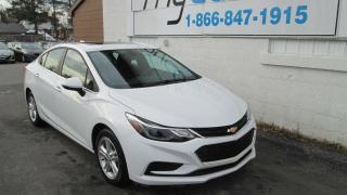 Used 2017 Chevrolet Cruze LT AUTO for sale in Richmond, ON
