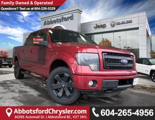 Used 2013 Ford F-150 FX4 *ACCIDENT FREE* for sale in Abbotsford, BC