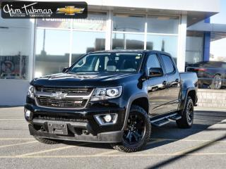 Used 2017 Chevrolet Colorado Z71 for sale in Gloucester, ON