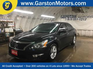 Used 2014 Nissan Altima SV*NAVIGATION*POWER SUNROOF*BACK UP CAMERA*HEATED FRONT SEATS*KEYLESS ENTRY w/REMOTE START*ALLOYS* for sale in Cambridge, ON