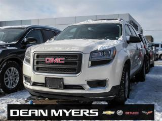Used 2014 GMC Acadia SLE for sale in North York, ON
