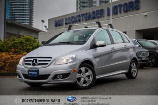 Used 2010 Mercedes-Benz B200 for sale in Vancouver, BC