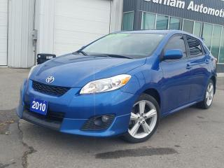 Used 2010 Toyota Matrix XR for sale in Beamsville, ON