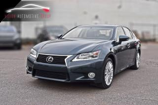Used 2013 Lexus GS 350 AWD|NAVI|BACKUP CAM|Heads Up Disp for sale in North York, ON