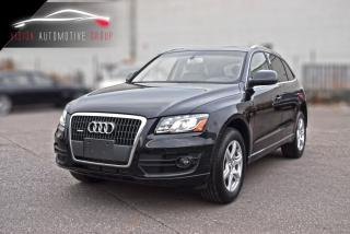 Used 2012 Audi Q5 2.0L Premium| ACCIDENT FREE|ONE OWNER for sale in North York, ON