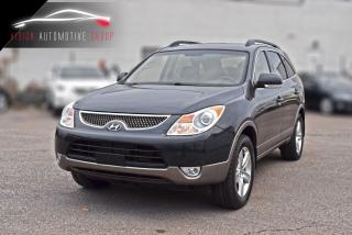 Used 2010 Hyundai Veracruz Limited |LEATHER SUNROOF| 7PASSANGER for sale in North York, ON