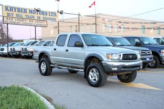 Used 2001 Toyota Tacoma Double Cab V6 for sale in Brampton, ON