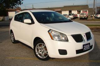 Used 2009 Pontiac Vibe SL for sale in Mississauga, ON