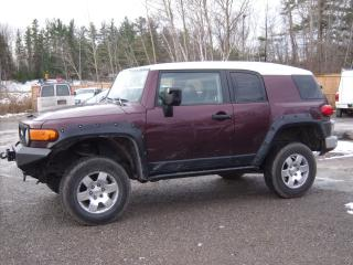 Used 2007 Toyota FJ Cruiser for sale in Fenelon Falls, ON