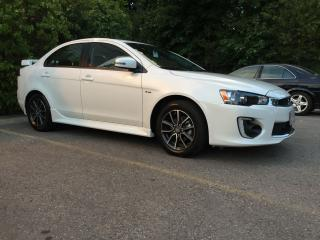 Used 2016 Mitsubishi Lancer se Limited for sale in Toronto, ON