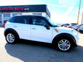 Used 2013 MINI Cooper Countryman Panoramic Sunroof Bluetooth Certified 2YR Warranty for sale in Milton, ON