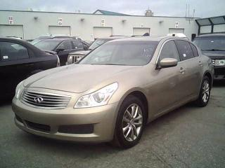 Used 2009 Infiniti G37X  Sport LUXURY SUNROOF LEATHER !!! for sale in Scarborough, ON