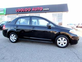 Used 2008 Nissan Versa 1.8 SL Automatic Certified 2YR Warranty for sale in Milton, ON