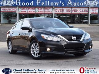 Used 2016 Nissan Altima S MODEL, REARVIEW CAMERA for sale in North York, ON