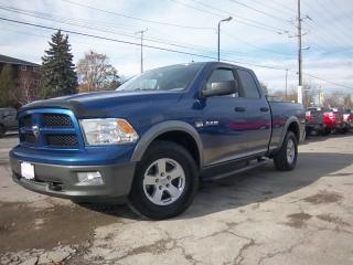 Used 2010 Dodge Ram 1500 TRX for sale in Whitby, ON