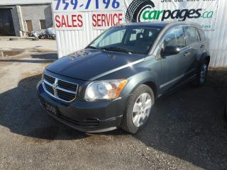 Used 2008 Dodge Caliber SXT for sale in Brantford, ON
