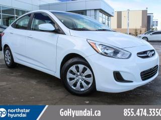 Used 2017 Hyundai Accent GL HATCH/HEATED SEATS/BLUETOOTH for sale in Edmonton, AB
