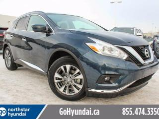 Used 2017 Nissan Murano SV NAV/SUNROOF/POWER LIFT GATE for sale in Edmonton, AB