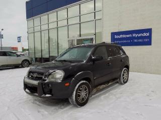 Used 2007 Hyundai Tucson GL V6 for sale in Edmonton, AB