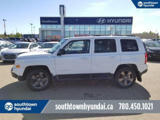 Used 2014 Jeep Patriot SPORT/SUNROOF/LEATHER/HEATED SEATS for sale in Edmonton, AB