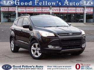Used 2014 Ford Escape SE MODEL, 4WD,LEATHER SEATS, 2.0 L ECO, NAVIGATION for sale in North York, ON