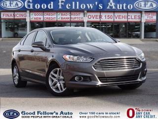 Used 2014 Ford Fusion SE MODEL, LEATHER SEATS, SUNROOF, 1.5 LITER for sale in North York, ON