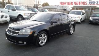 Used 2008 Dodge Avenger R/T for sale in Hamilton, ON