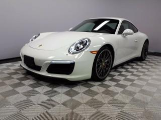 Used 2017 Porsche 911 CERTIFIED PRE-OWNED | Premium PLUS | AWD | Full Leather Interior for sale in Edmonton, AB