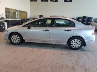 Used 2010 Honda Civic DX-A for sale in Red Deer, AB