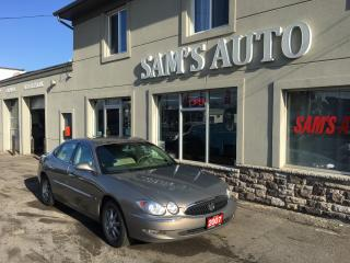 Used 2007 Buick Allure CXL for sale in Hamilton, ON