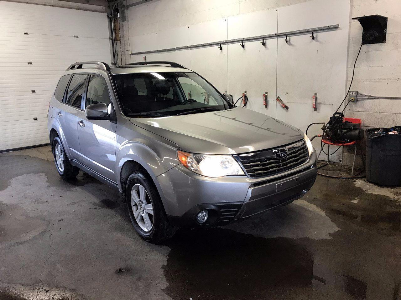 Photo of Silver 2009 Subaru Forester